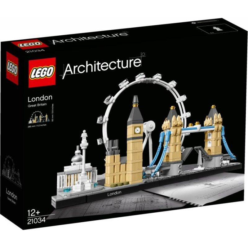 Lego Architecture: London (21034)