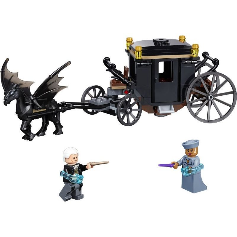 Lego Fantastic Beasts:Grindelwald's Escape Η Απόδραση Του Γκρίντελβαλντ (75951)