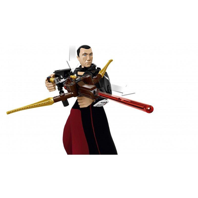Lego Star Wars:Buildable Figures-Chirrut Imwe Τυφλός Πολεμιστής Μοναχός (75524)
