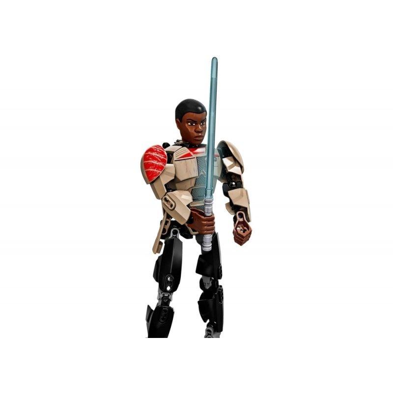 Lego Star Wars:Buildable Figures-Finn Εκπαιδευμένος Πολεμιστής Finn (75116)