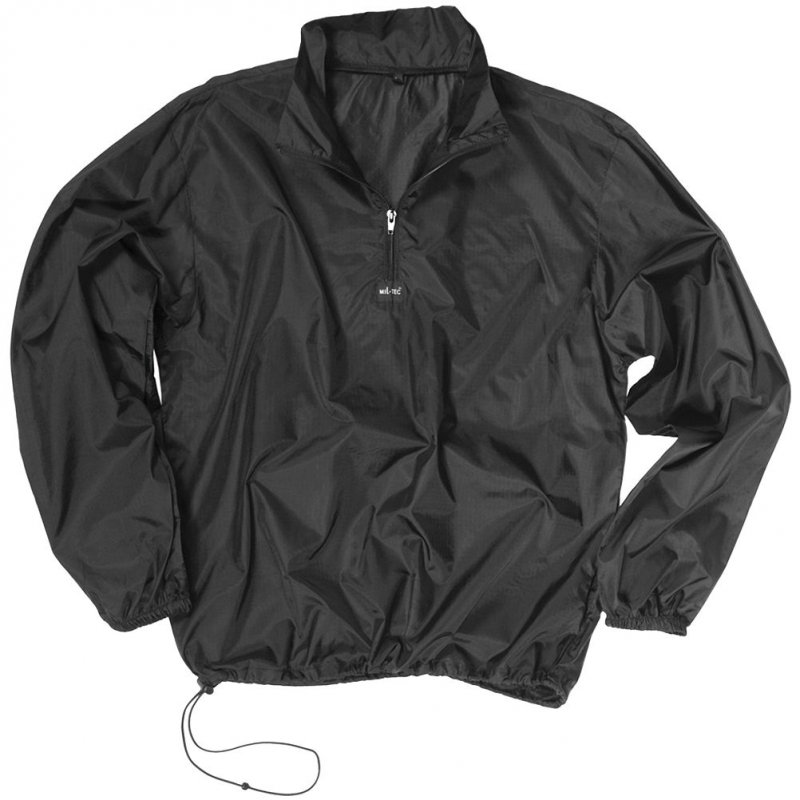 MIL-TEC Αντιανεμικό Black Windbreaker 10330002
