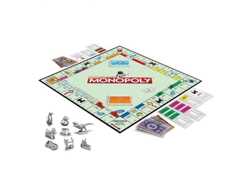 Hasbro Monopoly Classic C1009