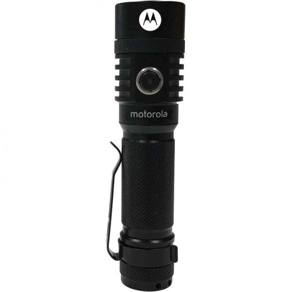 Φακός χειρός Motorola ΜΡ-520 αδιάβροχος επαναφορτιζόμενος 300 LM ακτίνα δέσμης 120 μέτρα