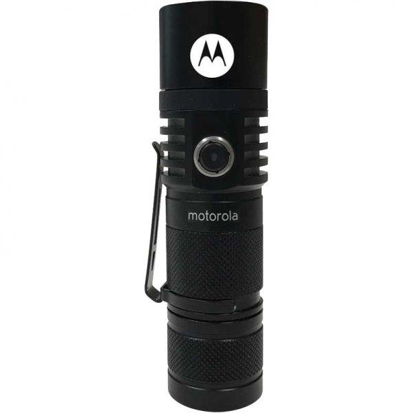 Φακός χειρός Motorola ΜΡ-535 αδιάβροχος επαναφορτιζόμενος 500 LM ακτίνα δέσμης 159 μέτρα