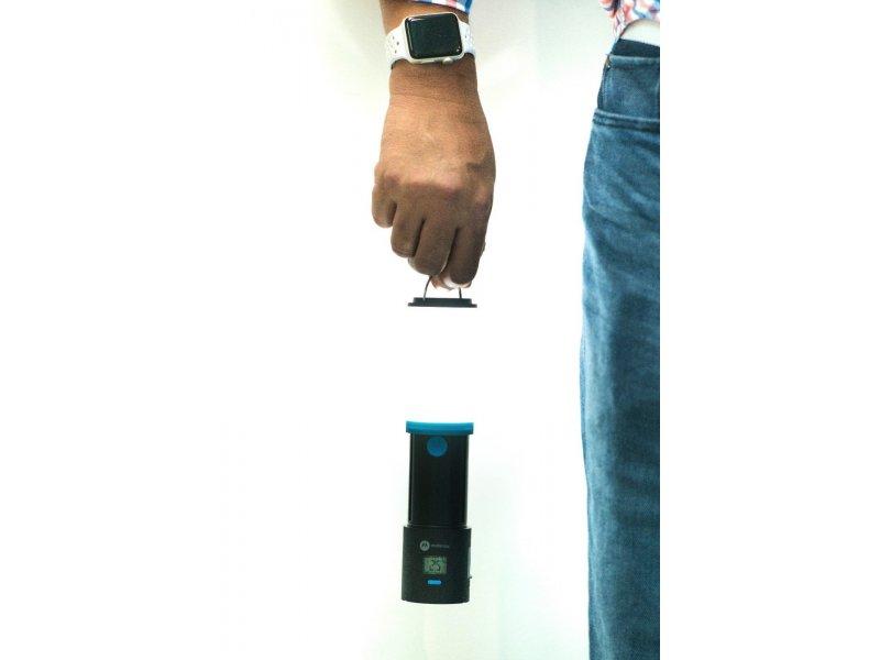 Φακός φαναράκι Led Motorola MSL-150/LUMO 160LM/180LM