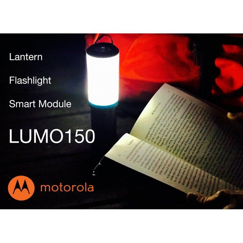 Φακός φαναράκι Led Motorola MSL-150B/LUMO 160LM/180LM με ηχείο Bluetooth