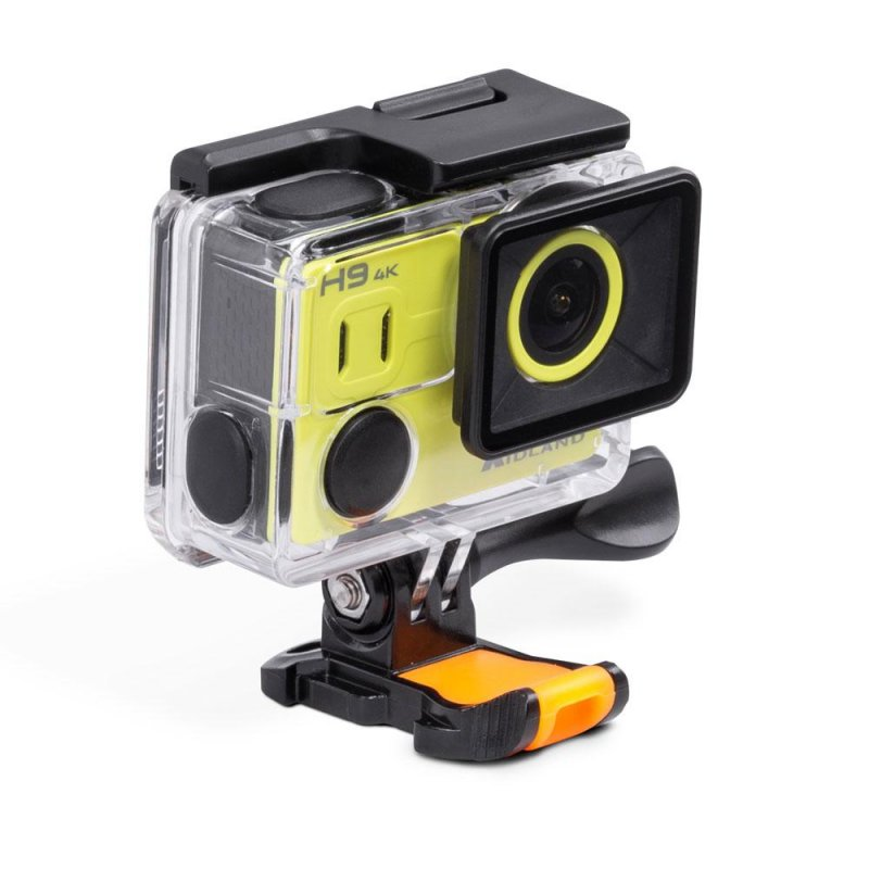 Action Camera Midland H9 4K Αδιάβροχη με υψηλή ανάλυση