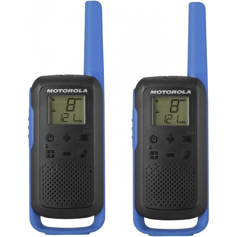Motorola T62 PMR 446 Walkie-Talkies