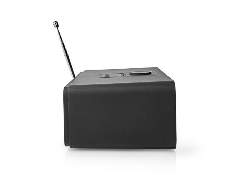Nedis RDIN4000BK Internet Και Fm Ραδιόφωνο Με Λειτουργία Bluetooth 42W