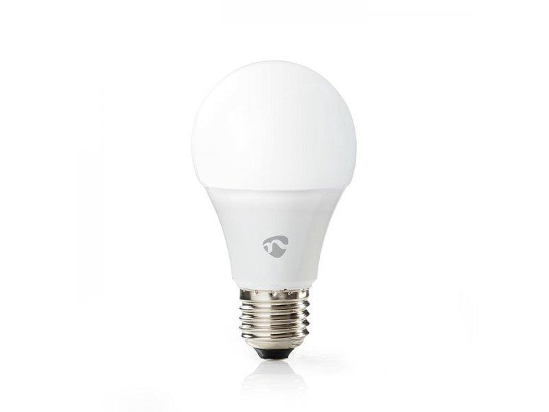 Nedis WIFILW13WTE27 Wi-Fi Έξυπνη Λάμπα Led, E27, A60, 9W, 800Lm