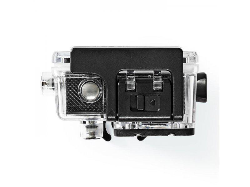 "Nedis ACAM07BK Action κάμερα Full HD 1080p, με οθόνη TFT 2"""