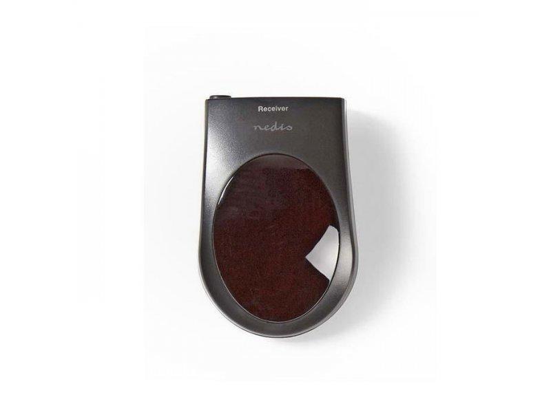 Αναμετάδοση εντολών τηλεχειριστηρίου 30-60KHz για 3 συσκευές.