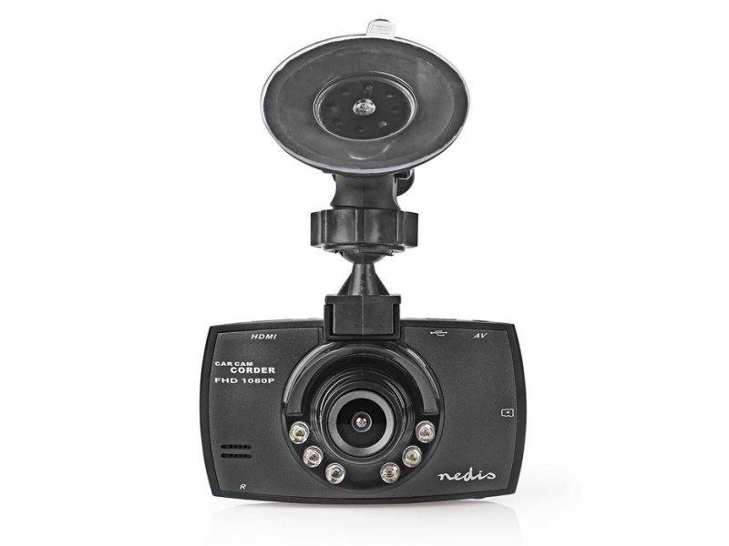 """Full HD Καταγραφική Κάμερα (dash cam) 2.8"""", Για Ταμπλό Αυτοκινήτου."""