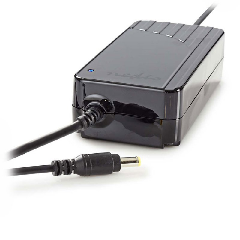 Universal τροφοδοτικό για laptop 120W, με τάση εξόδου 15V - 24V.