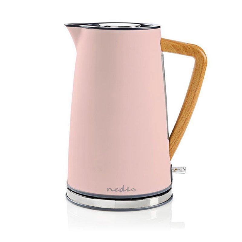 Βραστήρας 1.7L Σε ρόζ χρώμα 2200W