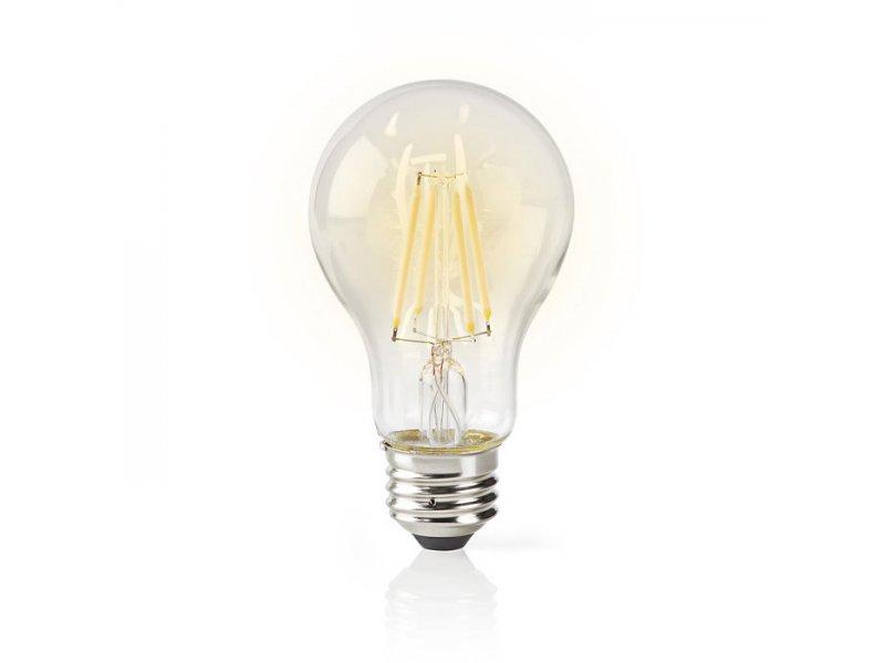 Wi-Fi έξυπνη λάμπα Filament Retro LED, E27.