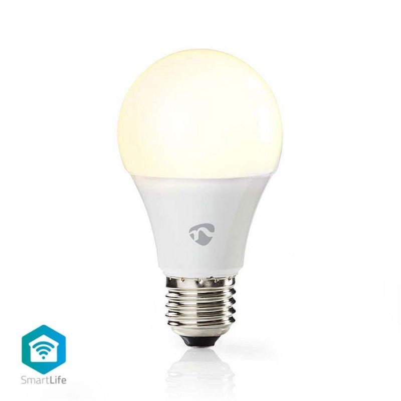 Wi-Fi έξυπνη λάμπα LED, E27, A60, 9W, 800lm.