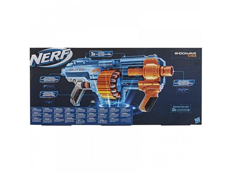 Nerf Elite 2.0 Shockwave Rd-15 Εκτοξευτής Με 30 Βελάκια  (Ε 9527)