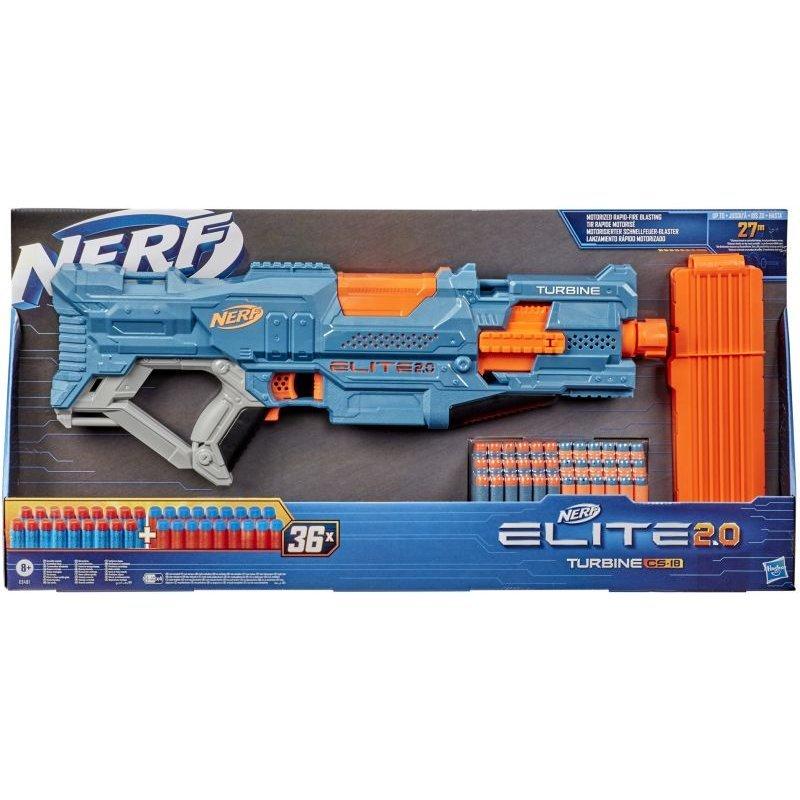 Nerf Elite 2.0 Turbine CS 18 Εκτοξευτής (Ε 9481)