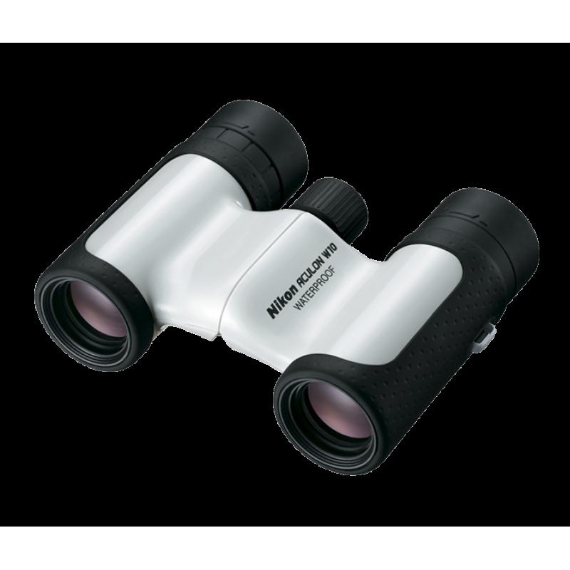 Nikon Αδιάβροχα Κυάλια Aculon W10 8X21 Άσπρα