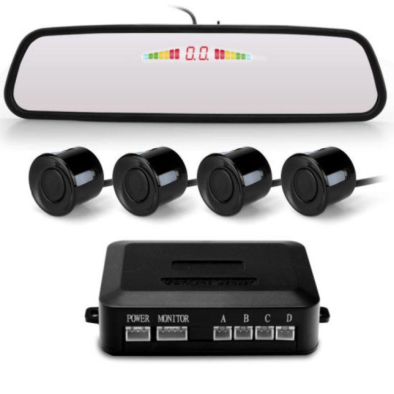 Αισθητήρες Παρκαρίσματος με Καθρέφτη αυτοκινήτου GTR-008