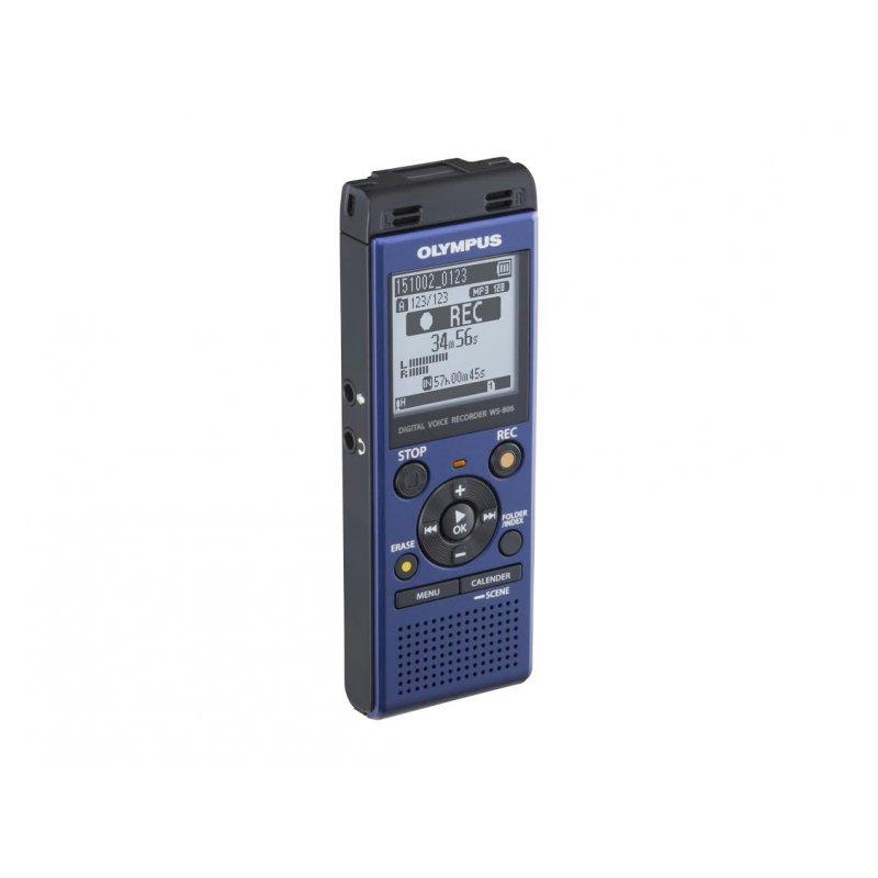OLYMPUS WS-806 Ψηφιακό καταγραφικό & Music Player, χωρητικότητας 4GB