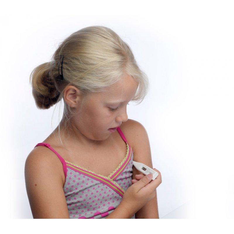 Omron Eco-Temp Basic Ψηφιακό Θερμόμετρο για μέτρηση πυρετού σε 60 δευτερόλεπτα