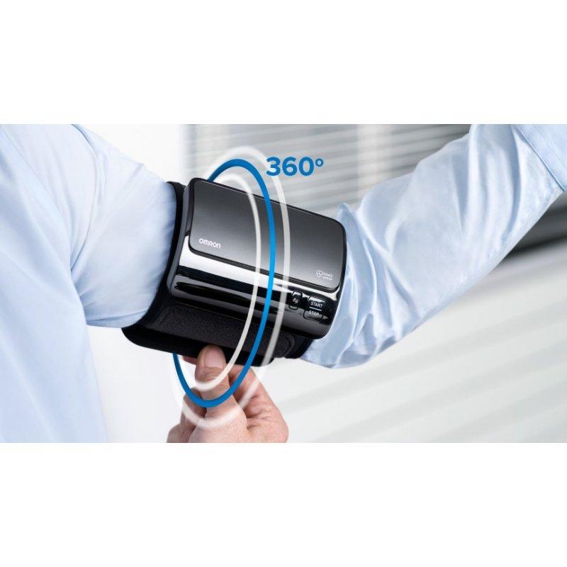 Omron EVOLV Έξυπνο ΠΙεσόμετρο Μπράτσου All-In-One Bluetooth HEM-7600Τ-E