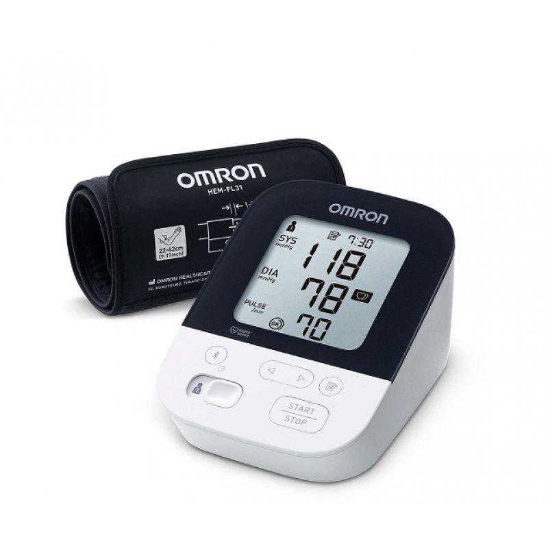 Omron M4 έξυπνο Πιεσόμετρο Μπράτσου με Bluetooth ΗΕΜ-7155Τ-ΕΒΚ