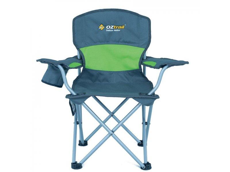 Ozt-396 Παιδική Καρέκλα Πτυσσόμενη Oztrail Deluxe Green