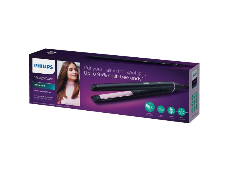 Philips BHS 675/00 Vivid Ends Ισιωτική Μαλλιών Με Τεχνολογία Split Stop