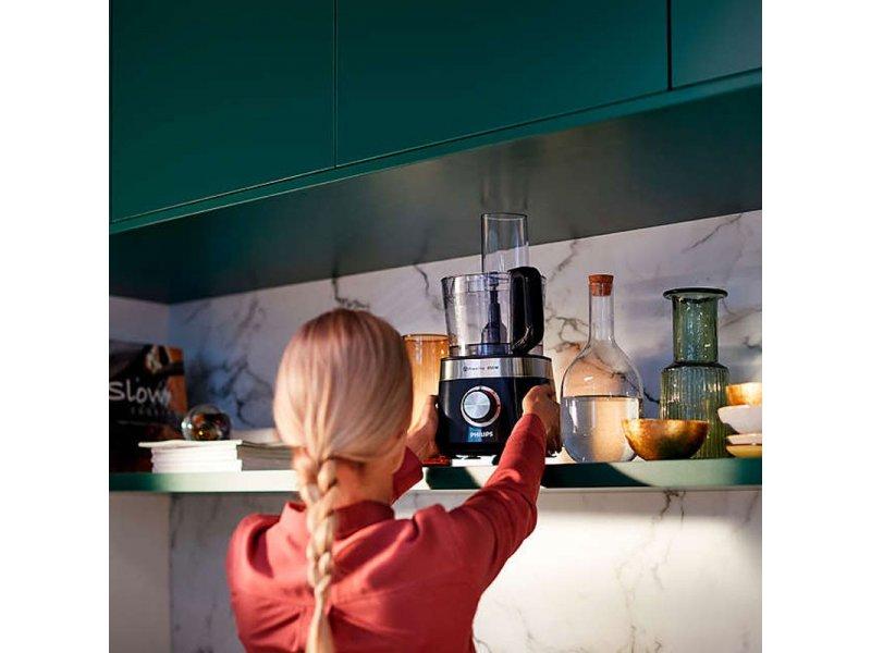 Philips HR 7530/10 Μικρή Κουζινομηχανή Viva Collection
