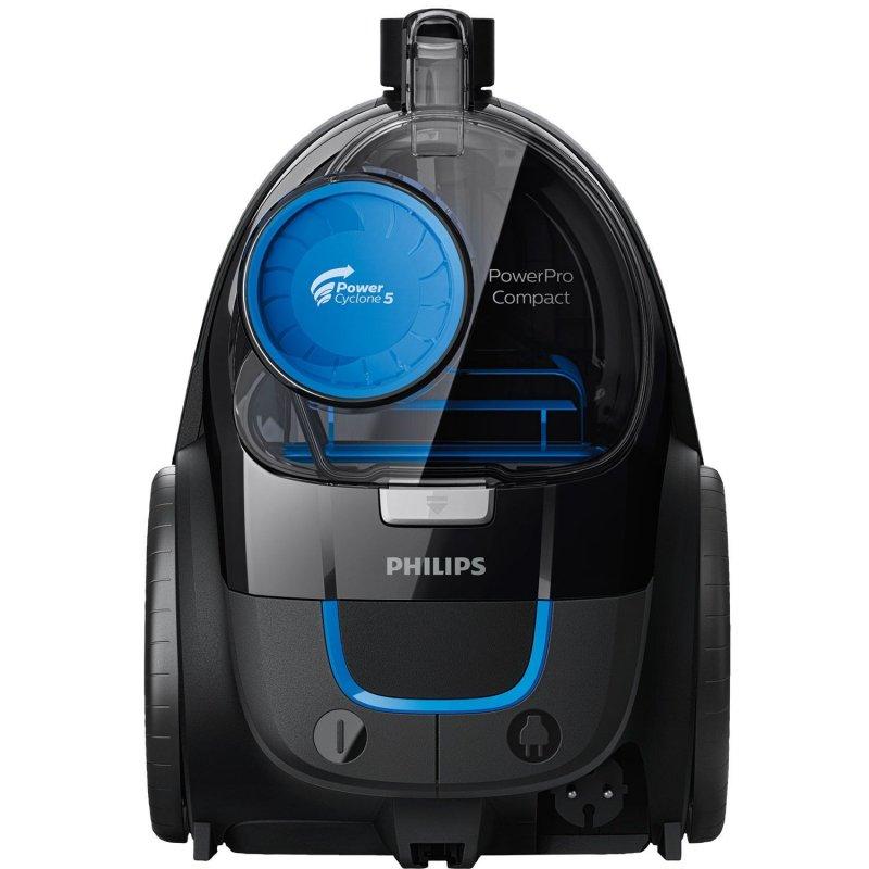 Philips FC 9331/09 Ηλεκτρική Σκούπα Χωρίς σακούλα PowerPro Compact 650W