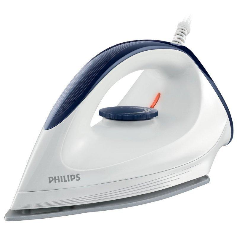 Philips GC 160/02 Σίδερο Για Στεγνό Σιδέρωμα Affinia  1200W