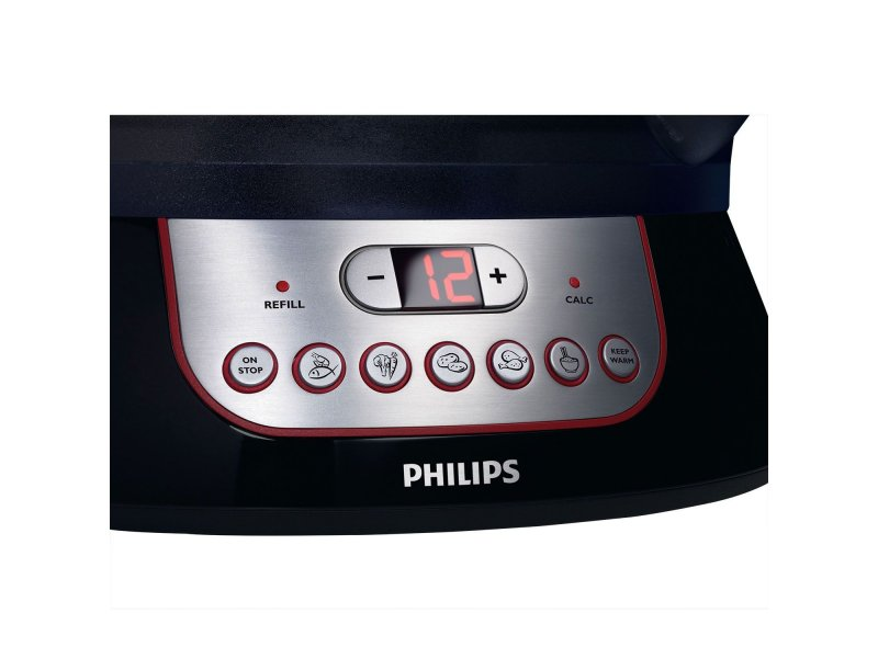 Philips HD 9140/91 Ατμομάγειρας  Pure Essentials Collection