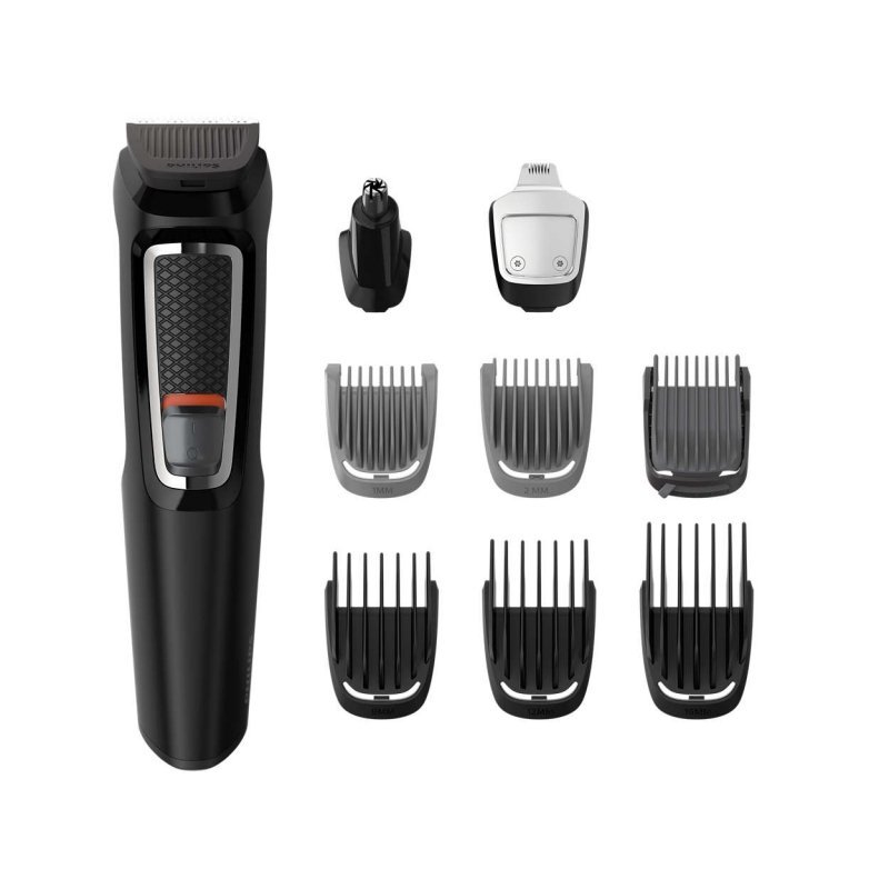 Philips MG3740/15 Set Ανδρικής Περιποίησης 9 σε 1 για γένια και μαλλιά