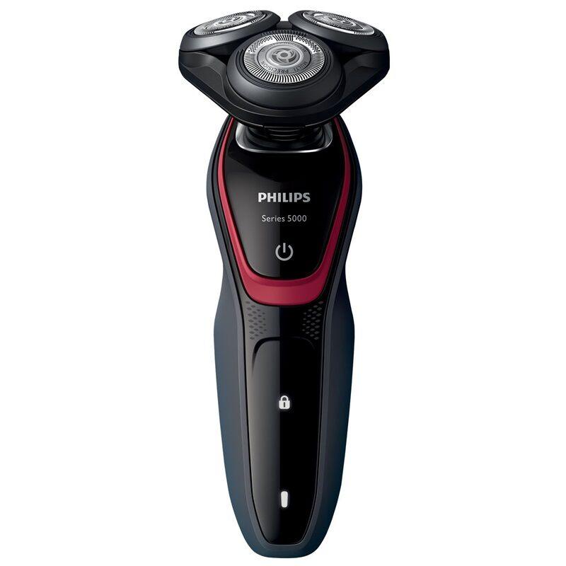 Ξυριστική Μηχανή Πλενόμενη Επαναφορτιζόμενη/Ρεύματος Philips S5130/06 Με Σύστημα λεπίδων MultiPrecision