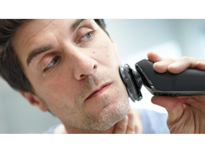 Ξυριστική Μηχανή Για Υγρό Και Στεγνό Ξύρισμα Philips S6630/11 Με Σύστημα λεπίδων MultiPrecision