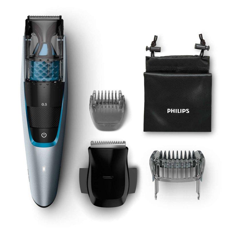 Philips BT7210/15 Trimmer Επαναφορτιζόμενο/Ρεύματος για Μούσι/Γένια