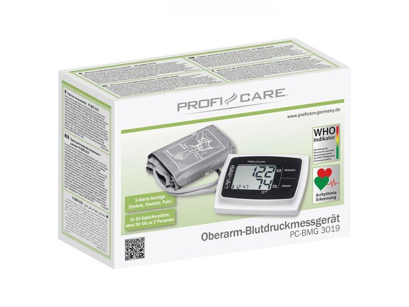 PC-BMG 3019 Ηλεκτρονικό Πιεσόμετρο Μπράτσου