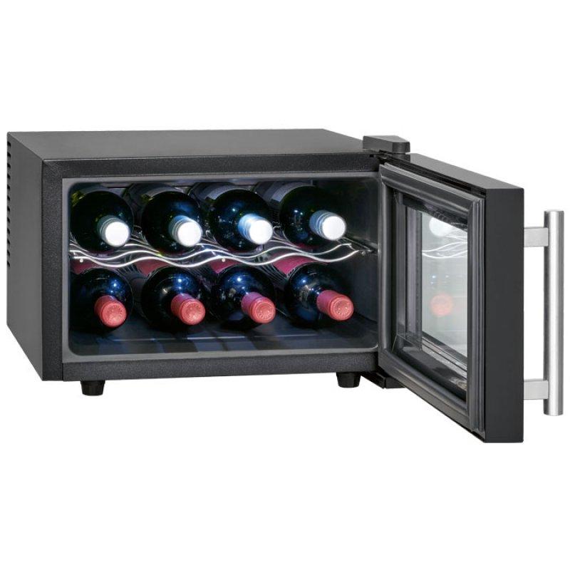 Συντηρητής κρασιών χωρητικότητας 8 μπουκαλιών (20L), 65W.