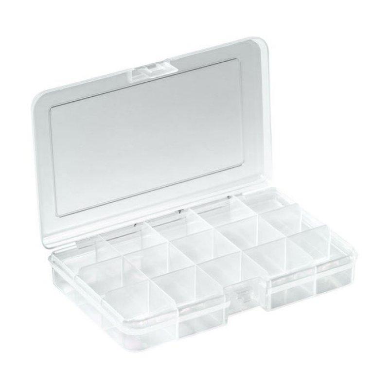 Πλαστικό Kουτί 15 Σταθερών Θέσεων