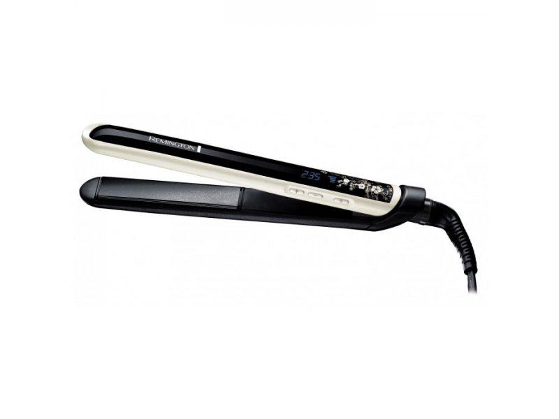 Ισιωτικό μαλλιών για επαγγελματικό αποτέλεσμα με κεραμική επίστρωση Remington S-9500 E51 Pearl
