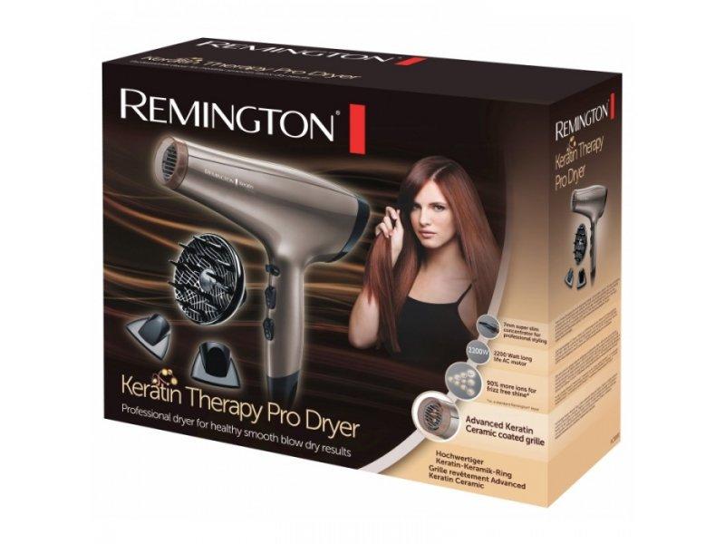Πιστολάκι σεσουάρ για τα μαλλία Remington AC-8000 E51 με ζεστό και κρύο αέρα