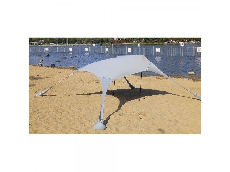 Ελαστική Τέντα Παραλίας New Camp Lycra Shelter 2x1.60m