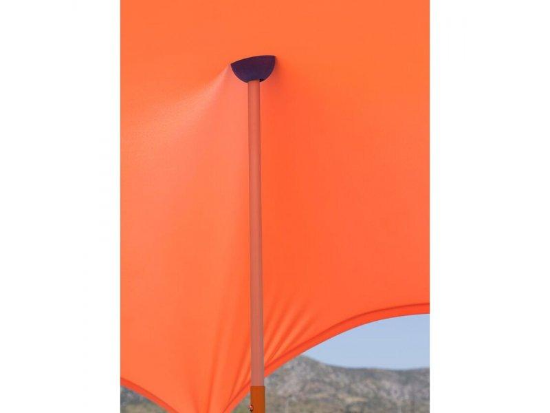 Ελαστική Τέντα Παραλίας Salty Tribe Aeolians 2x2m Cycladic Print