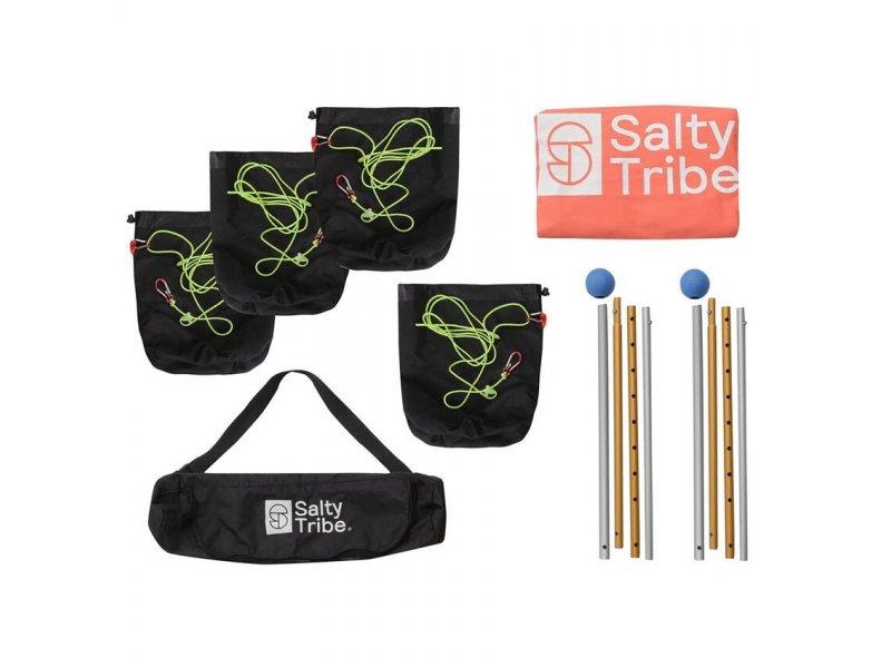 Ελαστική Τέντα Παραλίας Salty Tribe Aeolians 2x2m Dirty Pink