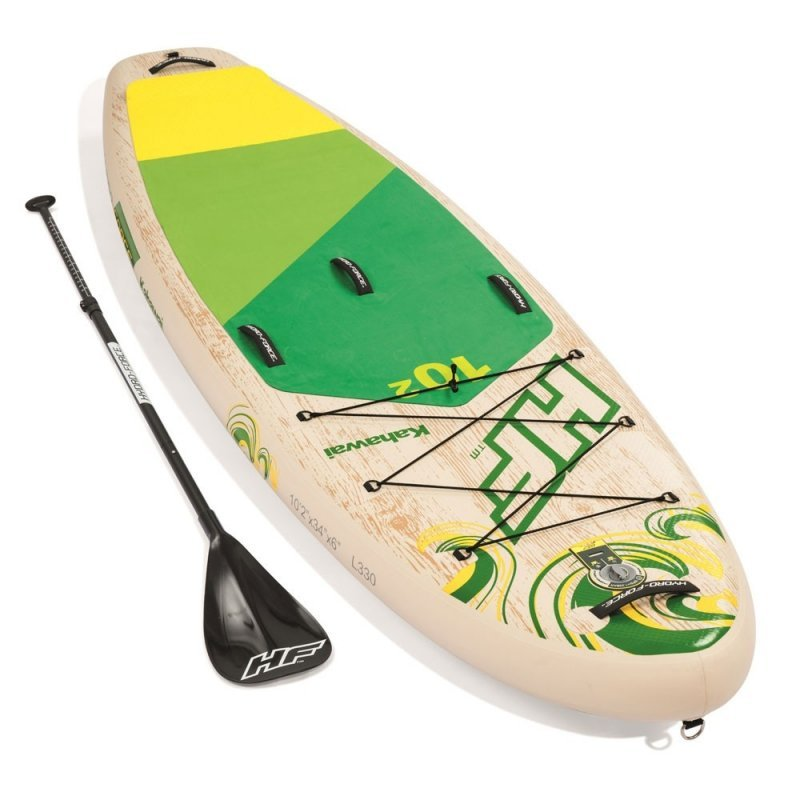 Σανίδα Sup BestWay Hydro-Force 3.10M Kahawai Multicolor 65308