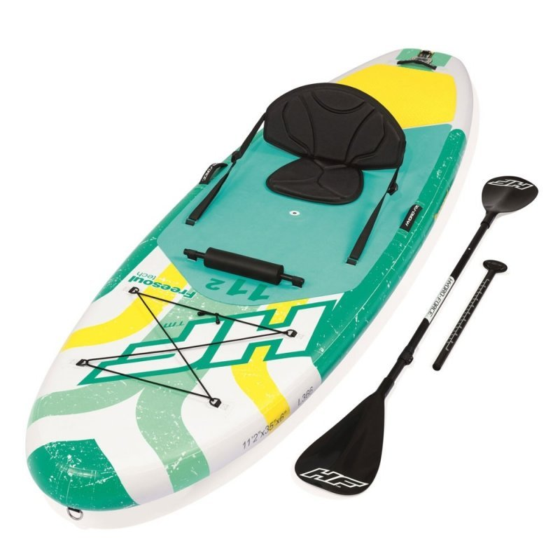Σανίδα Sup BestWay Hydro-Force 3.40M Kayak Freesoul 65310