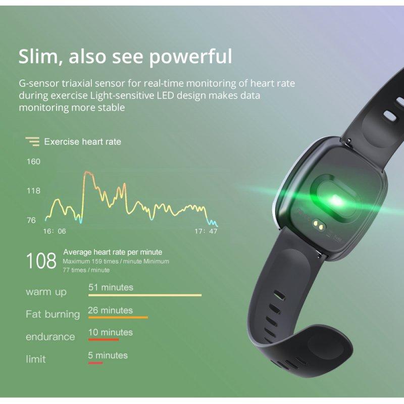 Smart Watch HR5 1.3'' Display IP67